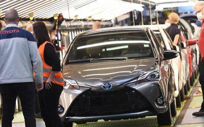 Toyota France : refonte du modèle de vente et d'après-vente automobile